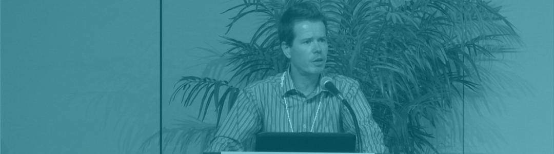 Stephan Beckert TeleGeography's VP, Strategy