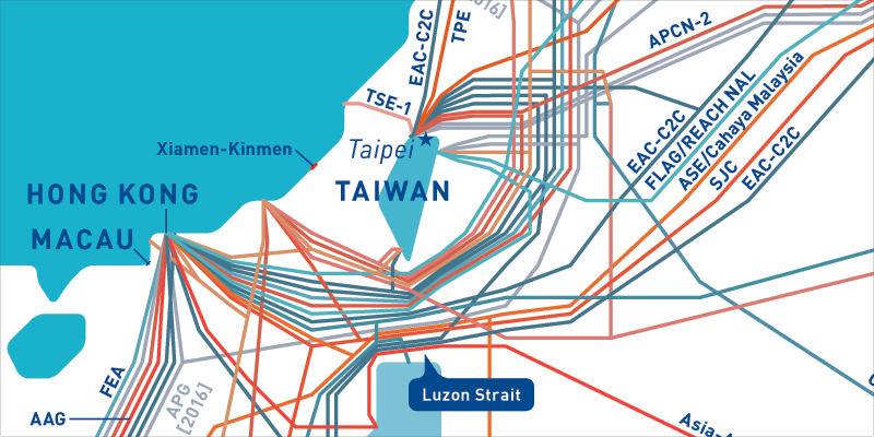 The 2016 Submarine Cable Map is here!