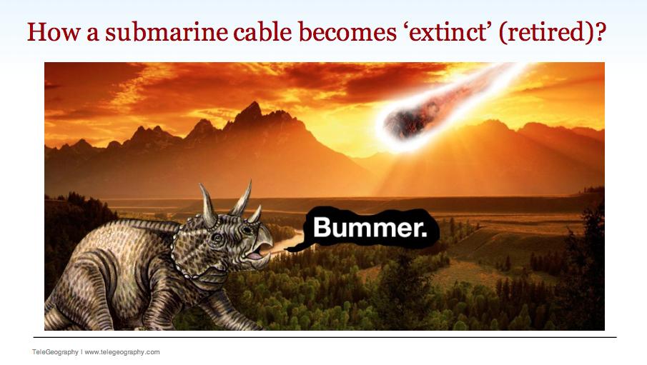 Sub-cable-extinction