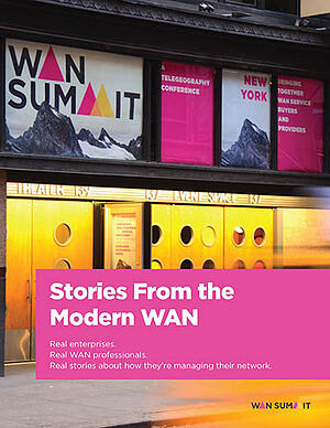 WAN Summit E-book Cover Page