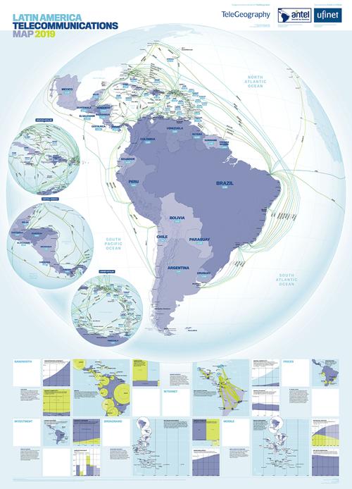 LatAm Map 2019