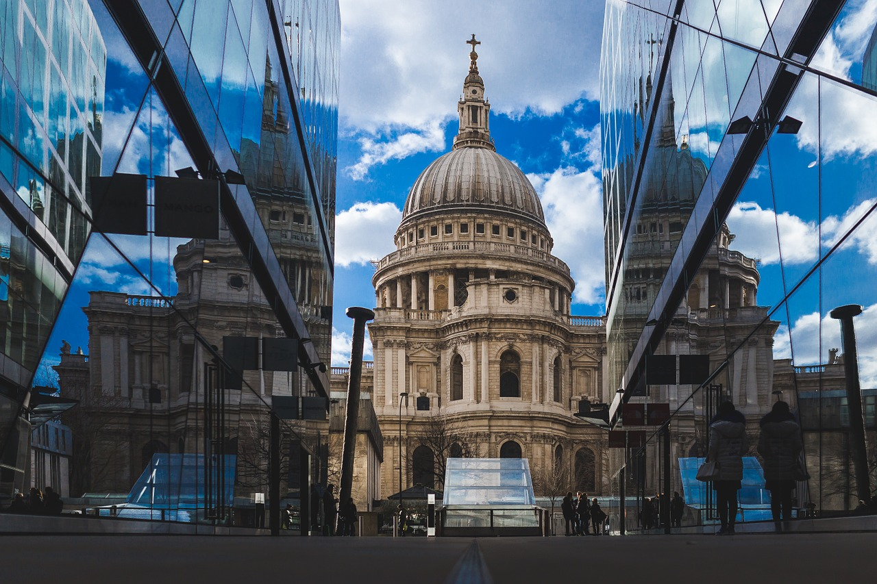 st-pauls-cathedral-768778_1280
