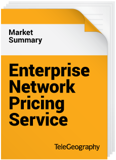 Enterprise Network Pricing Database