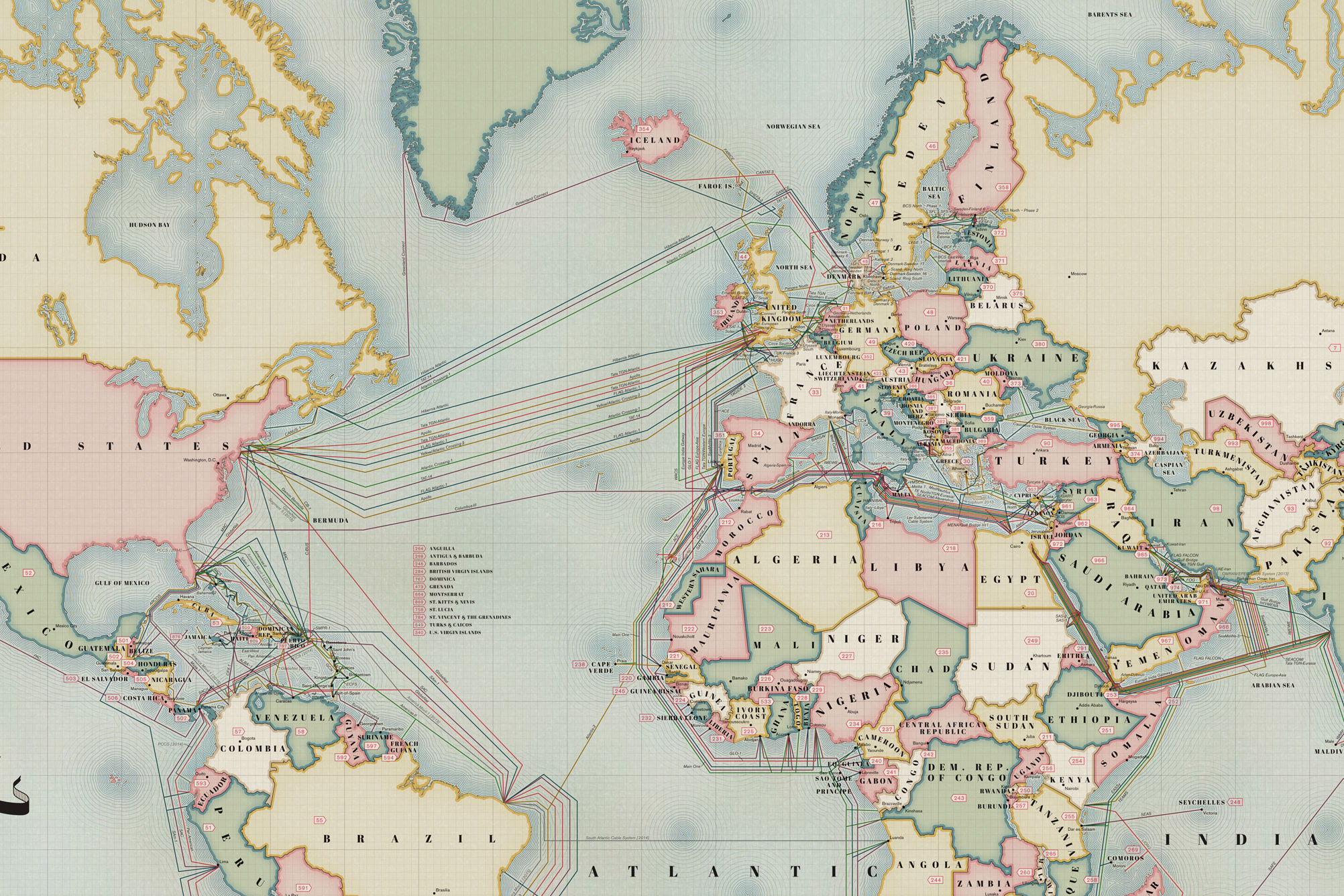Making Submarine Cables Works of Art