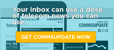 Get CommsUpdate in your inbox