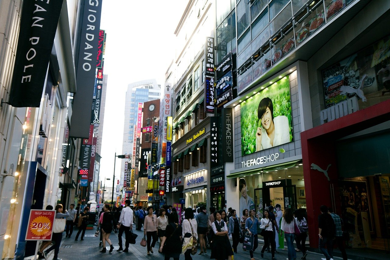 2G Bows Out, 5G Grows in South Korea
