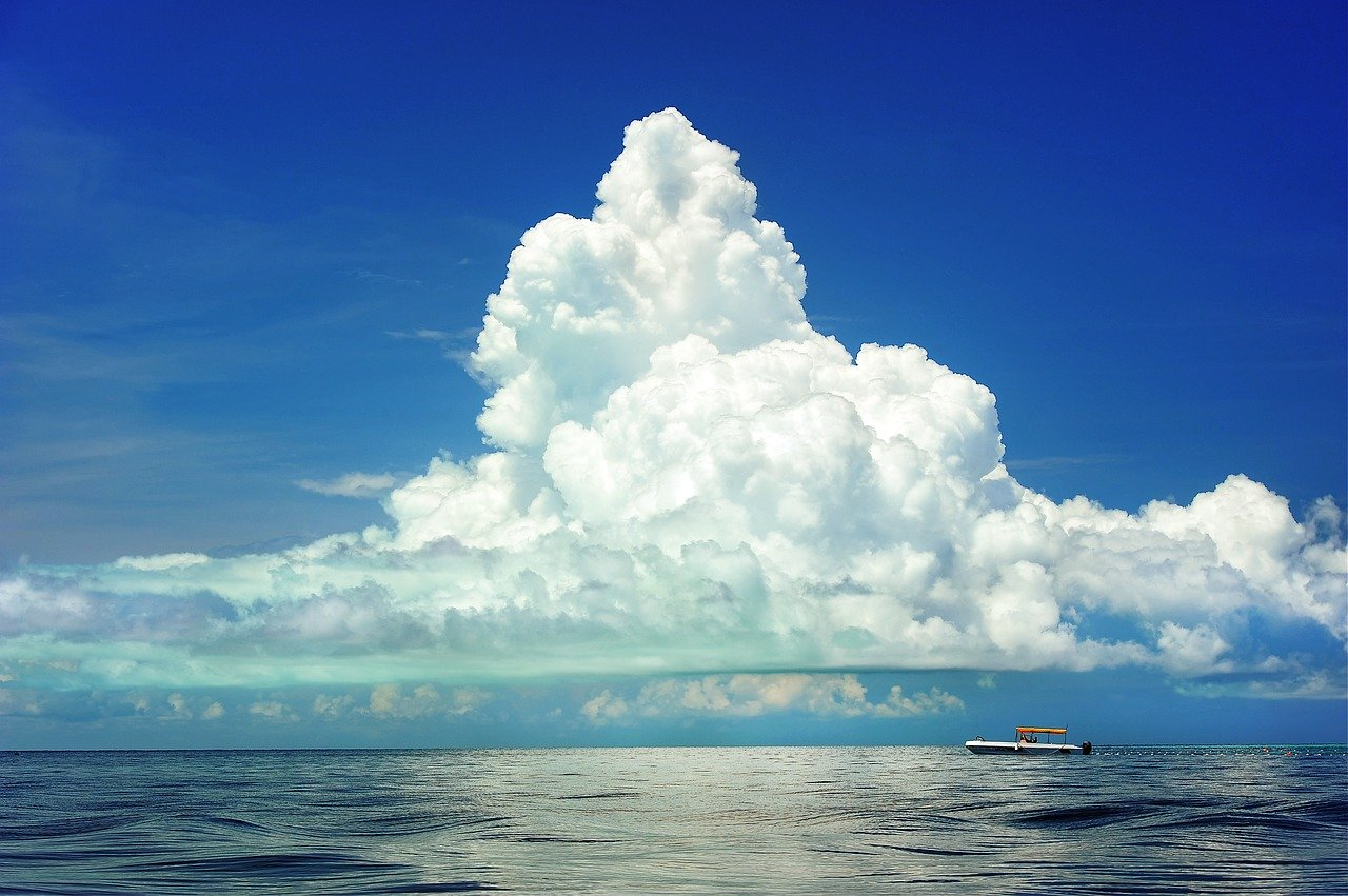 Exploring the Cloud, Overland and Undersea